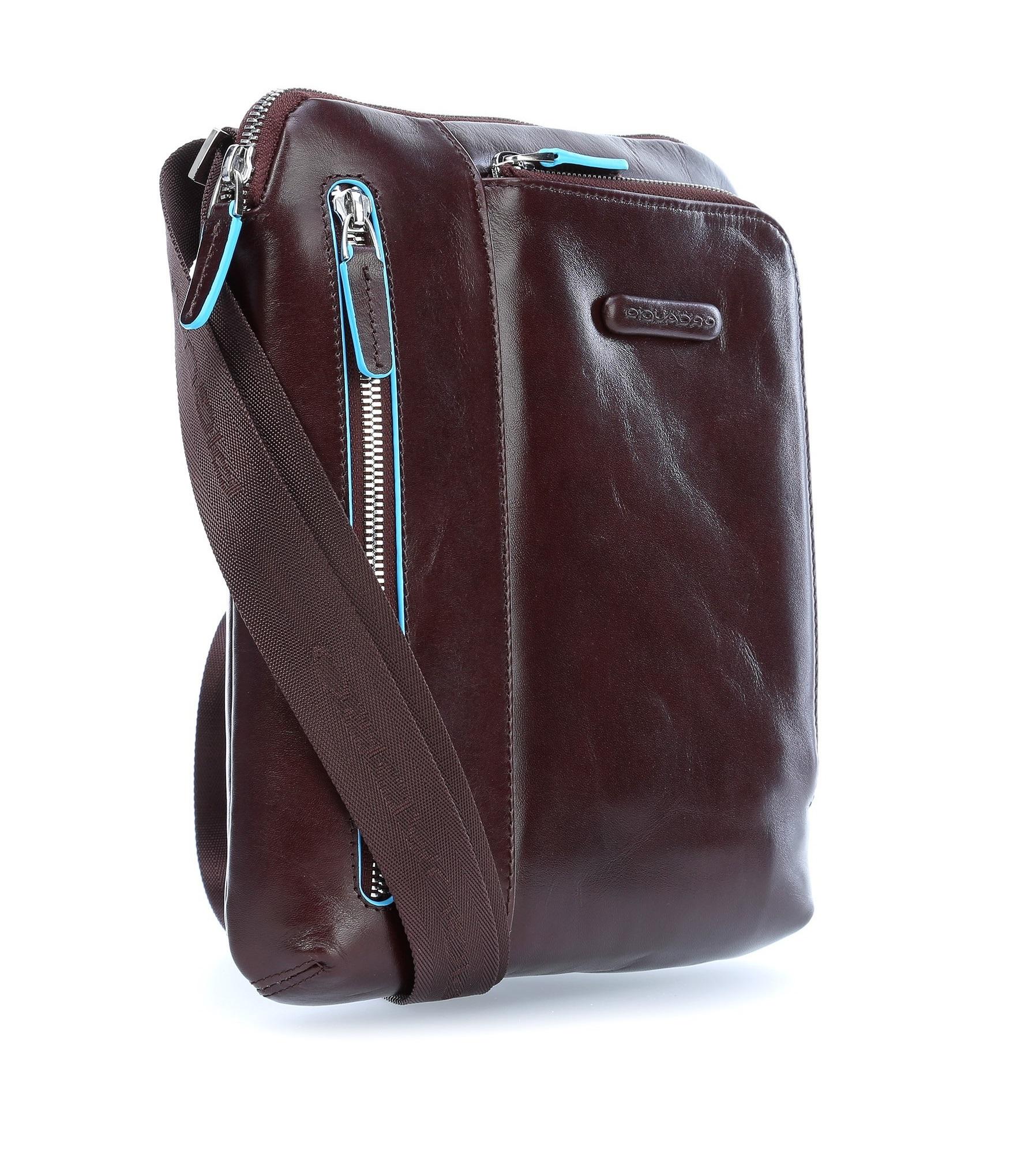 86650aade78d Сумка Piquadro CA1816B2/MO Коричневая - Купить сумку Пиквадро | Time Bags