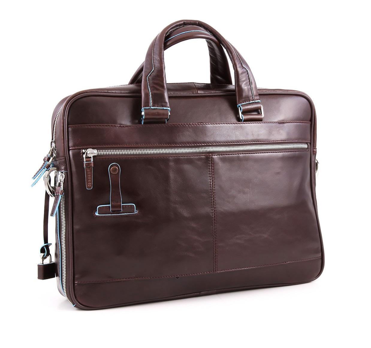 3b31630f0398 Сумка Piquadro Blue Square CA2849B2/MO Коричневая - Купить сумку ...